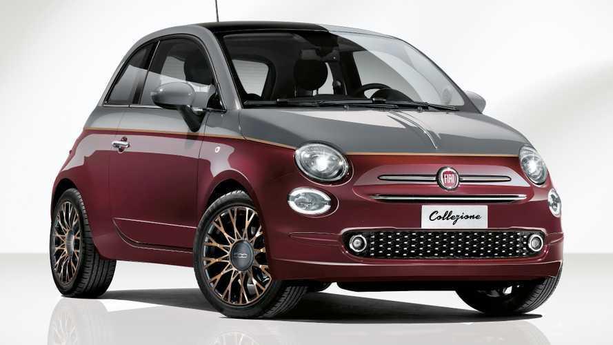 Yeni Fiat 500 Collezione kışa yetişti