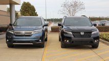 See The Differences 2019 Honda Passport Versus 2019 Honda