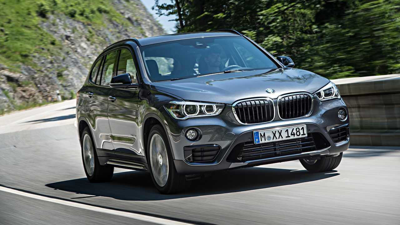 2. BMW X1: 11.7 Percent