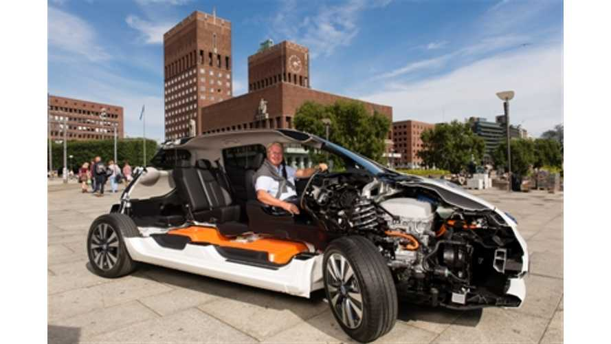 Electric Vehicle World Record Attempt To Happen End Of August in Norway