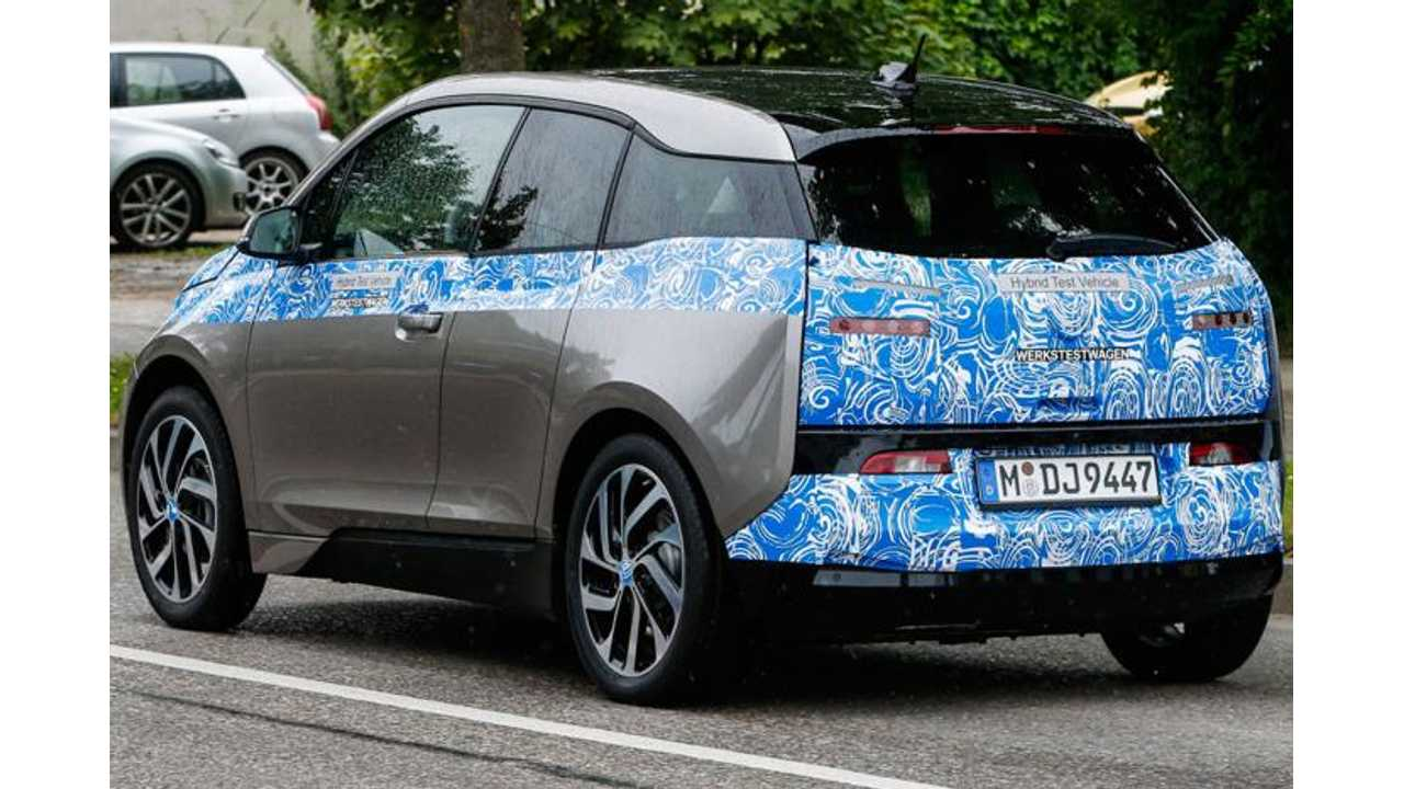 BMW Sets Lease Price On i3 At $565 In The UK (£369) - Priced from £25,680