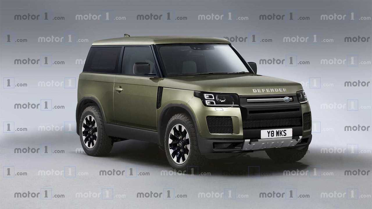 Land Rover Defender (2020)