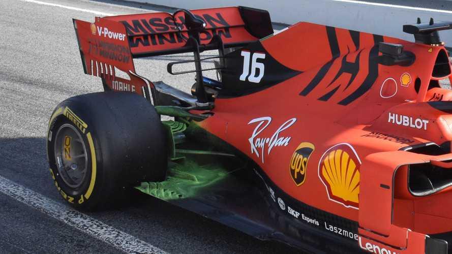 Sulla Ferrari SF90 provato un nuovo fondo