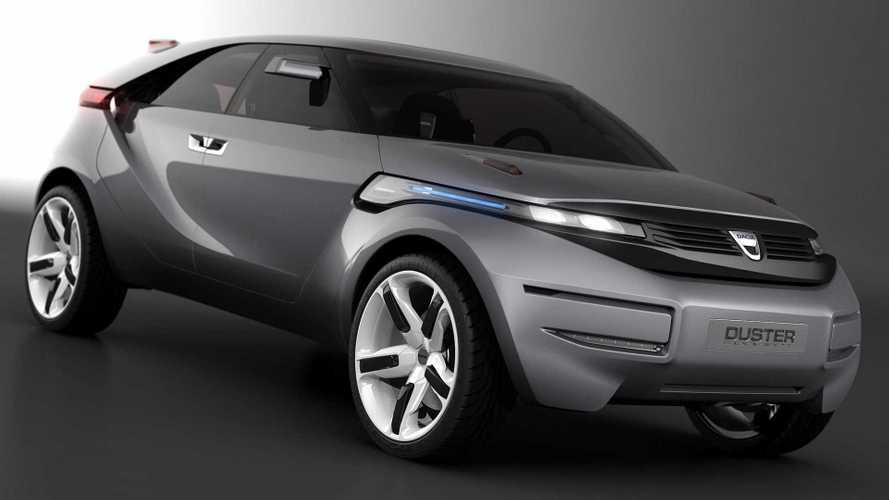 Concept oublié : Dacia Duster Concept