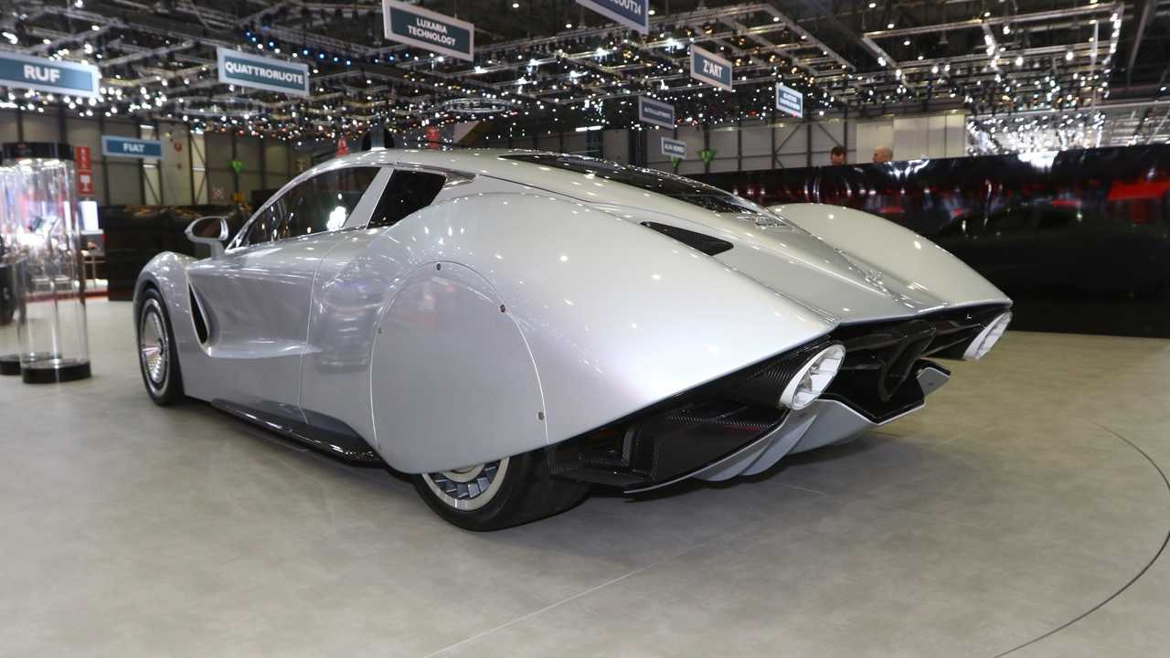 Hispano Suiza Carmen, Salón de Ginebra 2019