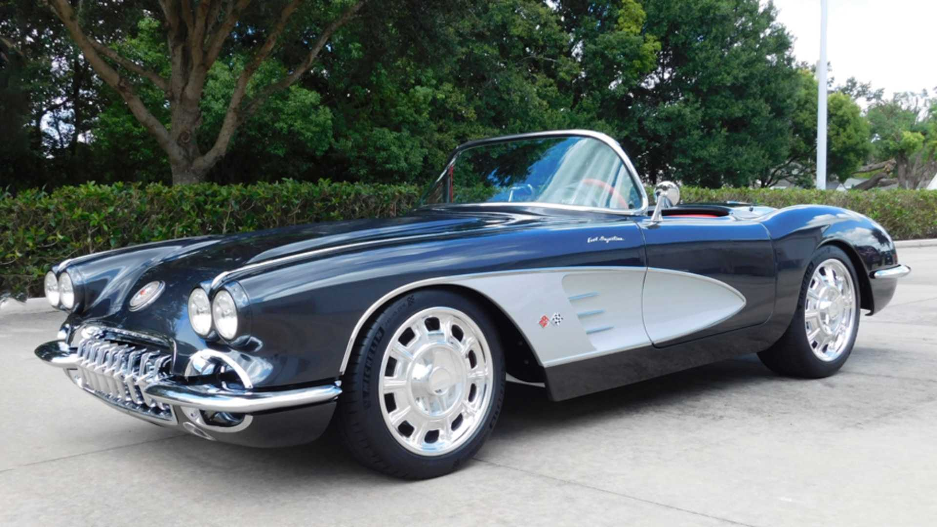 "[""Restomod Demand Is High For Palm Beach Barrett-Jackson Event""]"