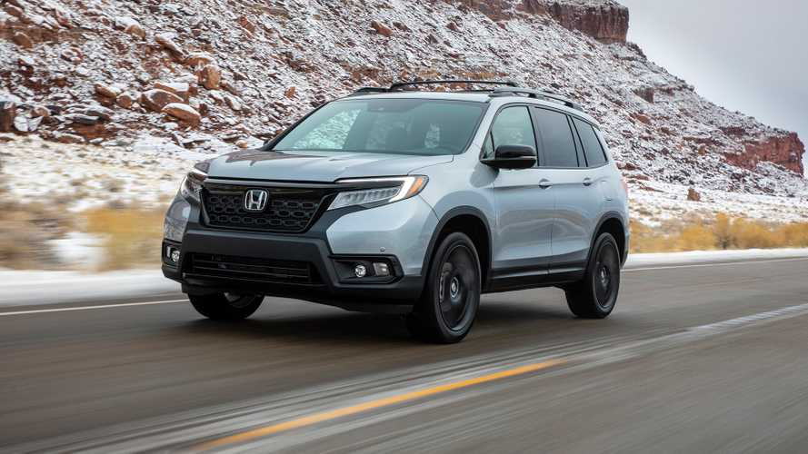 2019 Honda Passport: First Drive