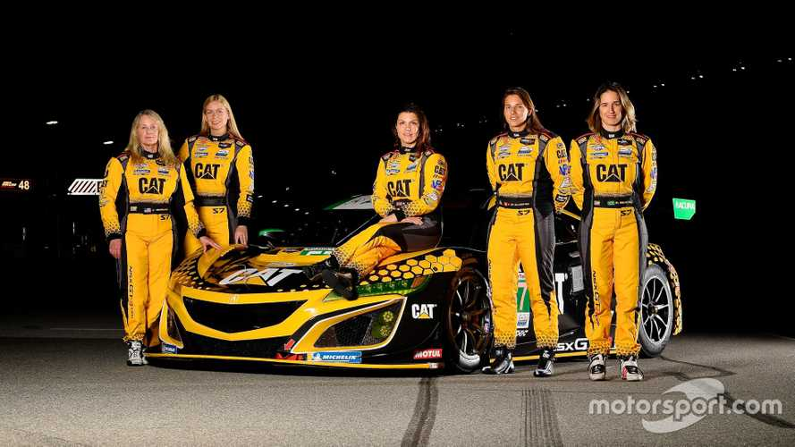 Nielsen: All-female MSR lineup gets 'respect it deserves'