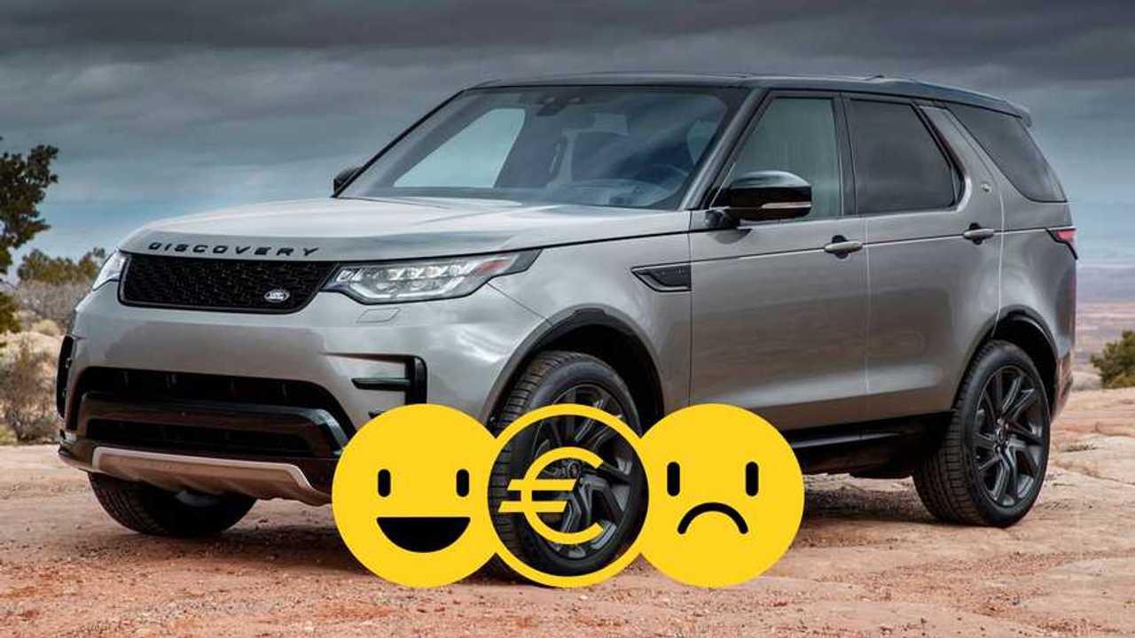 Copertina Promozione Land Rover Discovery