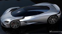 Aston Martin Vesper And Visionary Concepts