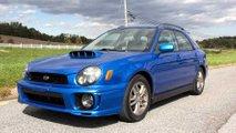 2002 Subaru WRX Wagon Craigslist