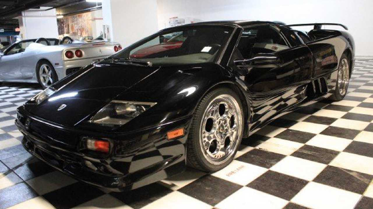 1999 Lamborghini Diablo Roadster – price on request