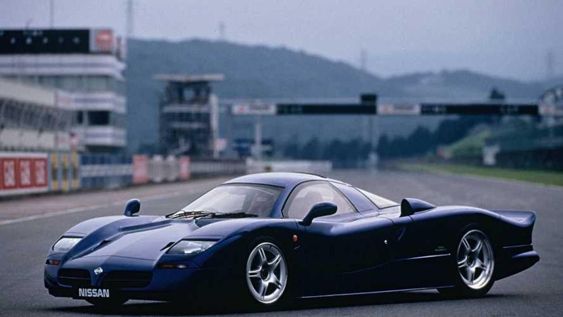 "[""1998 Nissan R390 GT1""]"
