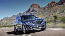BMW X7 xDrive40i 2019 Test