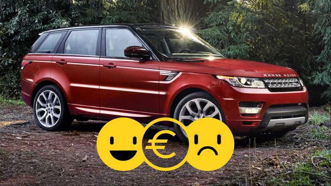 Promozione Land Rover Range Rover Sport, perché conviene e perché no