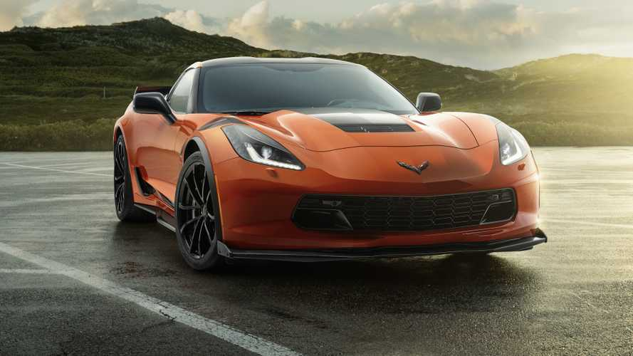 Chevy Corvette Final Edition (Euro Spec)