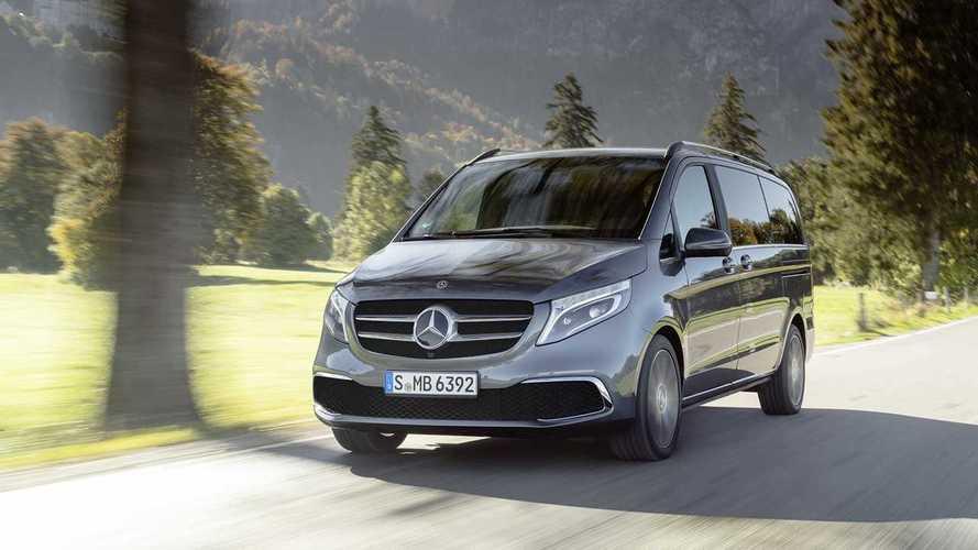 Mercedes-Benz Classe V arriva in concessionaria