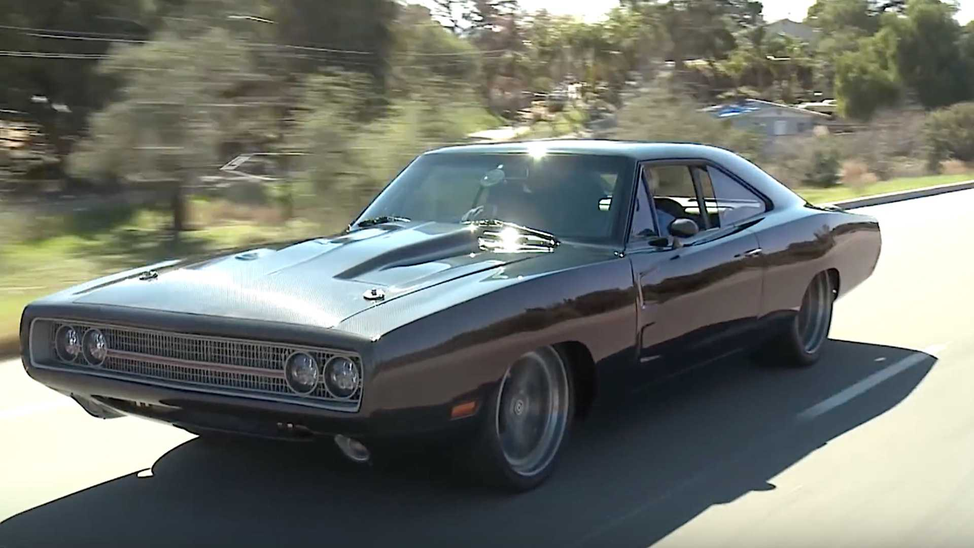 "[""1970 Dodge Charger ""Tantrum"" Up For Grabs""]"