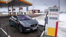 Jaguar I-Pace, il viaggio tra San Pietroburgo e Mosca