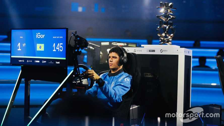 Esports racer could reach F1 'within 10 years'