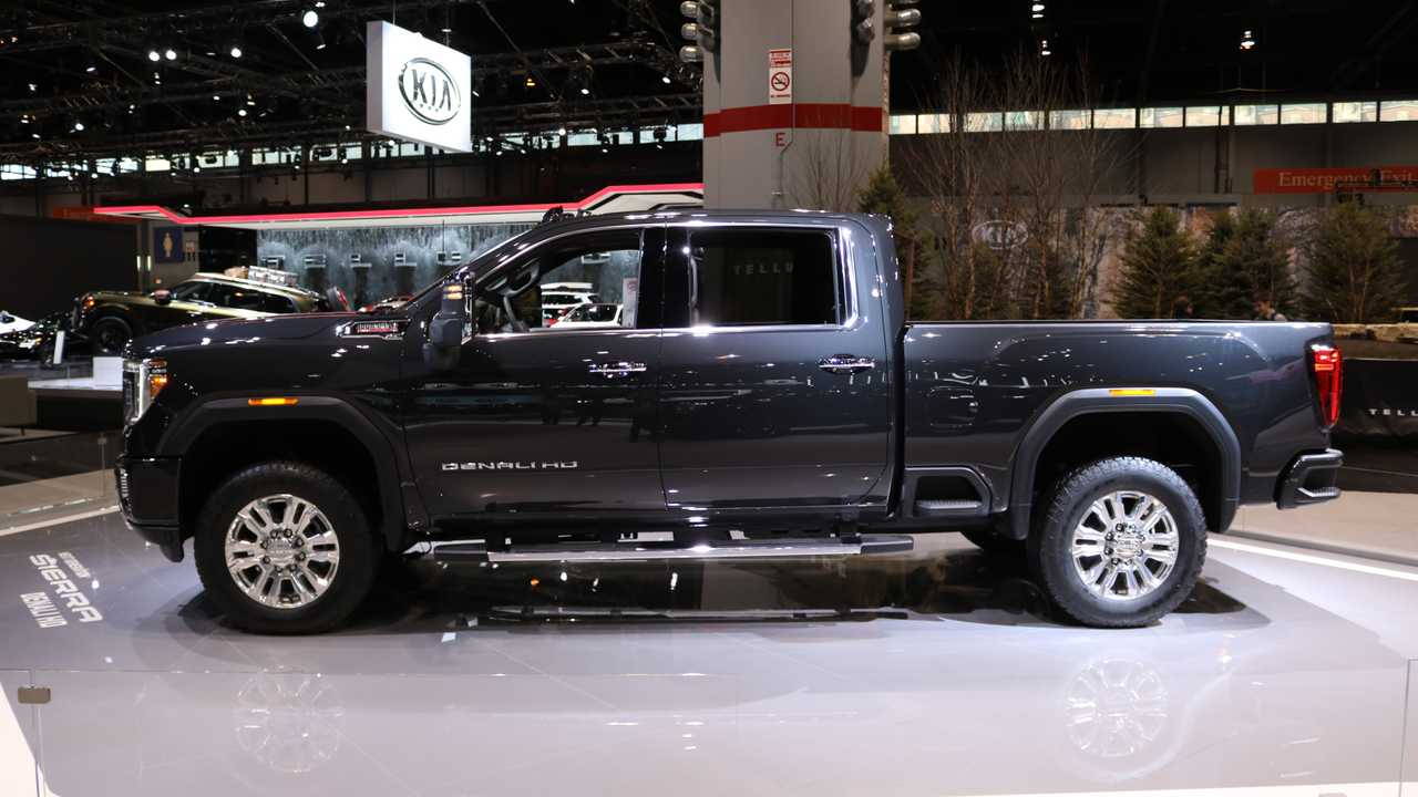 2020 Gmc Sierra Hd Arrives With More Tech And New Off Road Trim