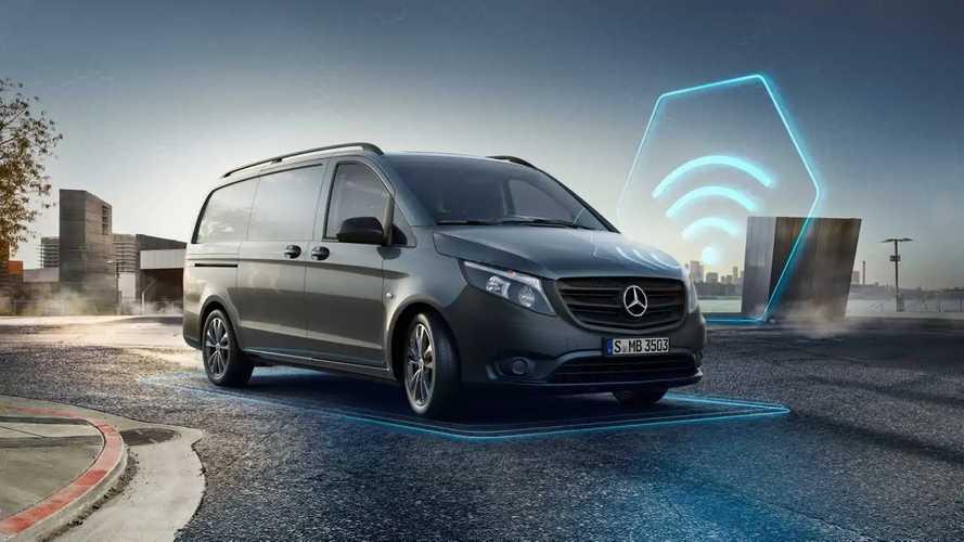 Upgrade della gamma Mercedes-Benz Vito