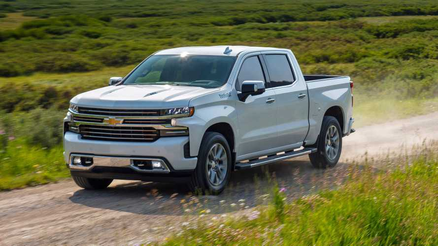 Trademark Filing Hints At Silverado High Desert Edition Pickup