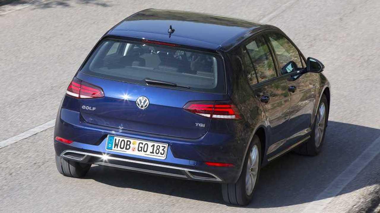 Volkswagen Golf 1.5 TGI