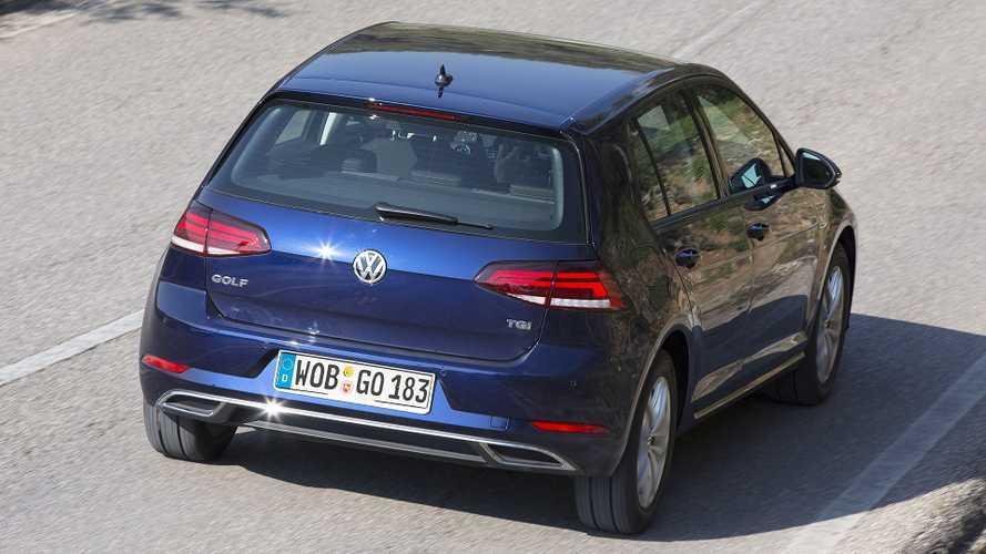 Volkswagen Golf 1.5 TGI, 130 CV a metano e prezzo da 25.800 euro