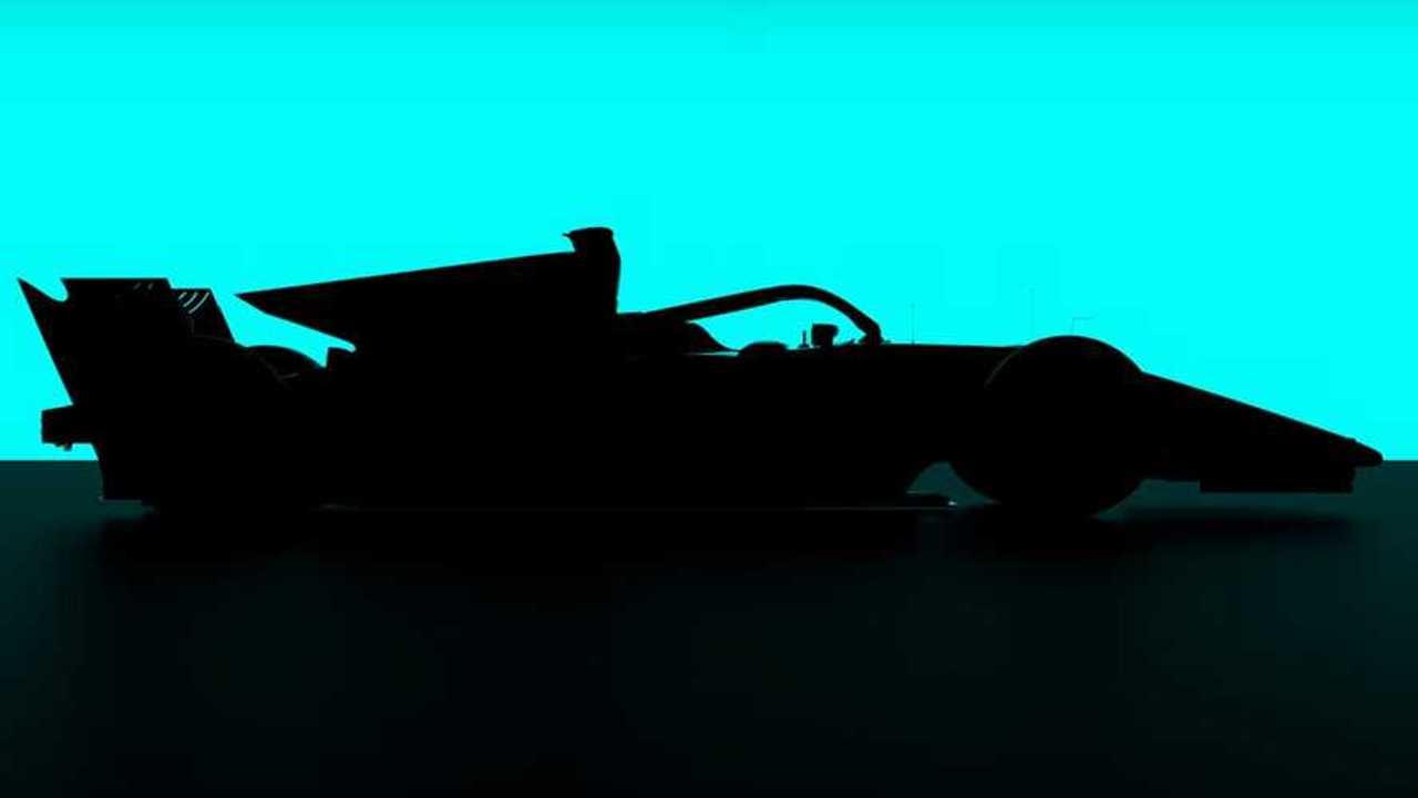F1 2019 video game teaser
