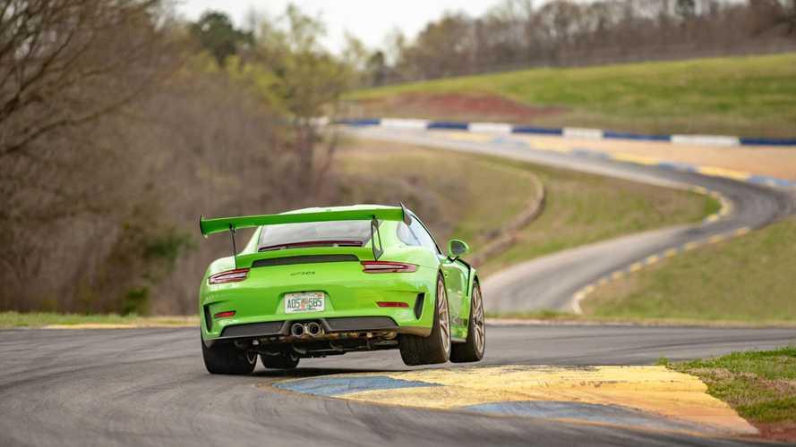 VIDÉO - Tour complet à bord de la Porsche 911 GT3 RS à Road Atlanta