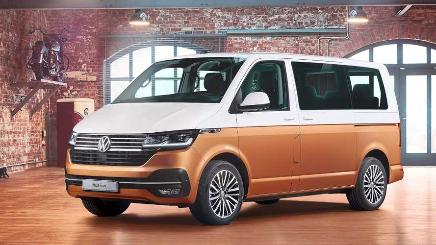 Offiziell: VW T7 kommt 2021 auch als Plug-in-Hybrid