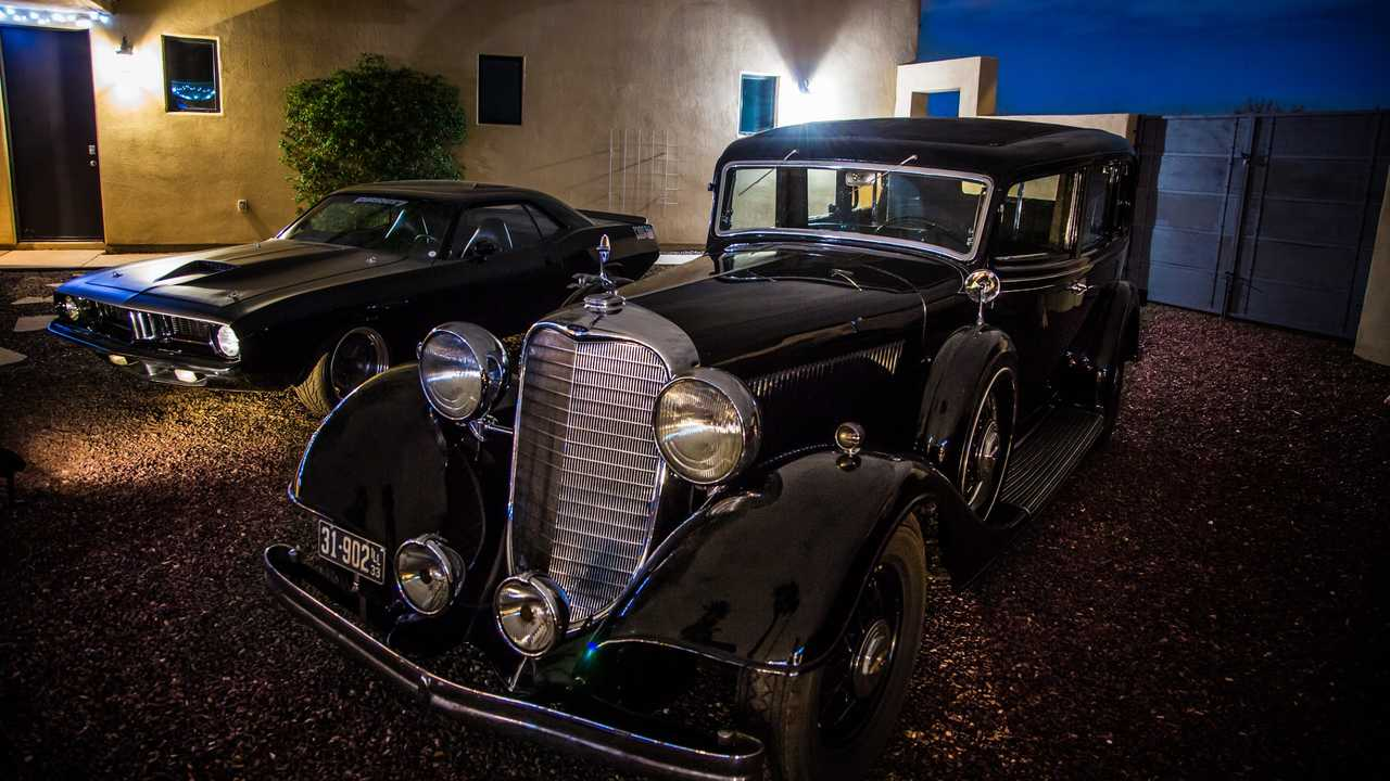Jay Quail's '33 Lincoln Limo's History Will Blow You Away!
