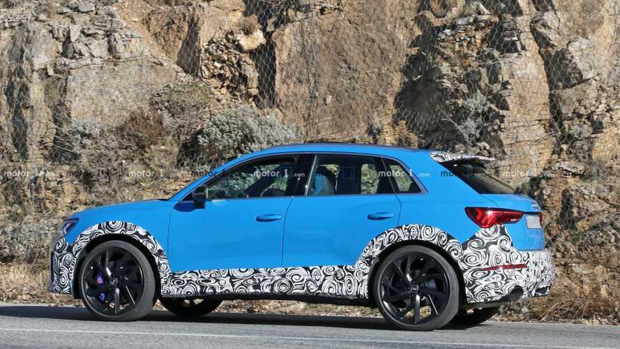 Audi Sport veut étoffer sa gamme avec plus de SUV sportifs
