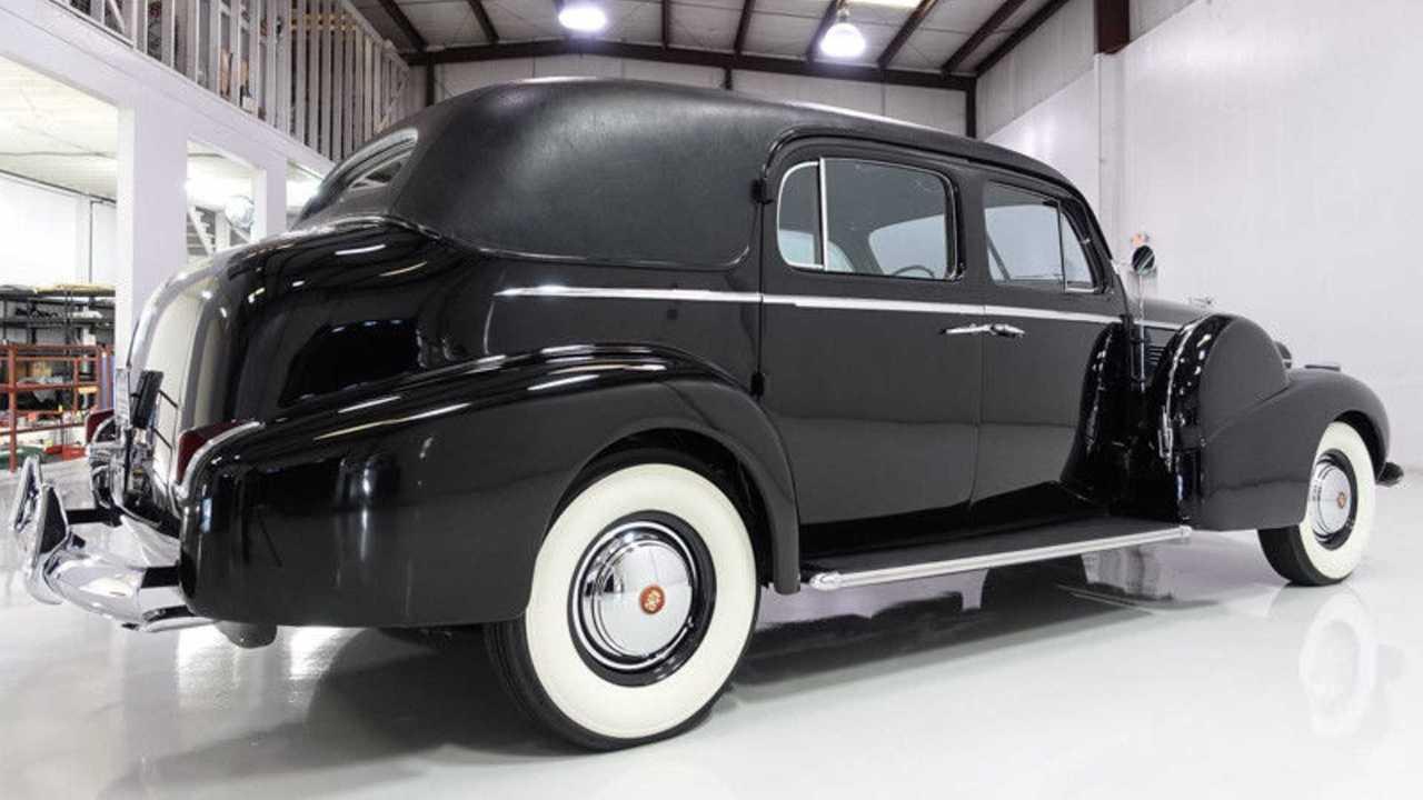 Howard Hughes 1940 Cadillac Fleetwood Series 75 Formal Sedan