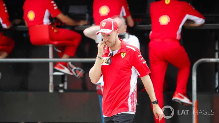 Ferrari should've done more to help 'too human' Vettel