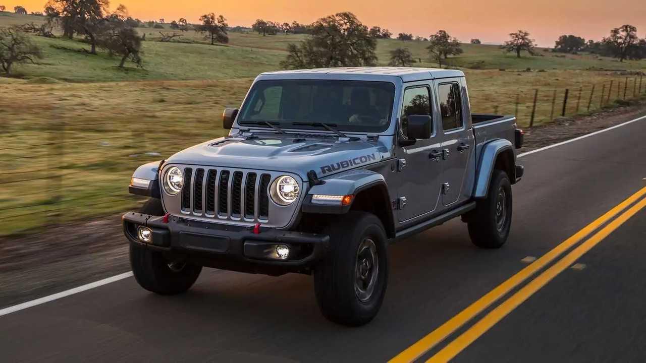 2019 Jeep Gladiator İlk Sürüş