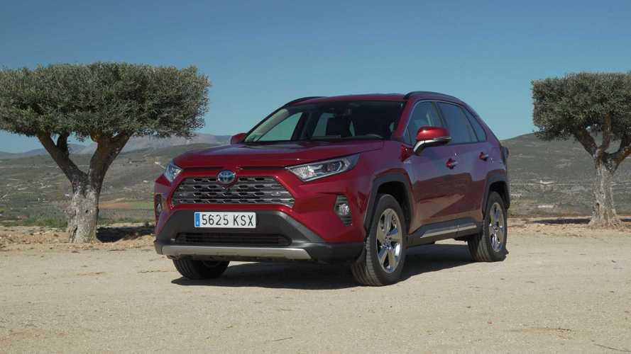 ¿Qué coche comprar? Toyota RAV4 2019
