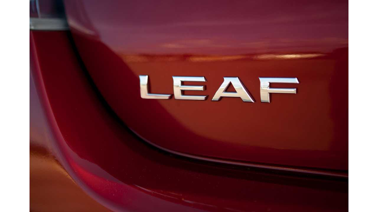 Nissan LEAF Sales Stay Strong in September; More Production Coming In November