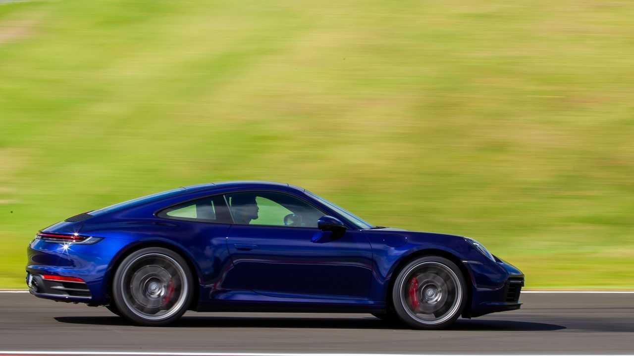 Porsche 911 2019 (Brasil)