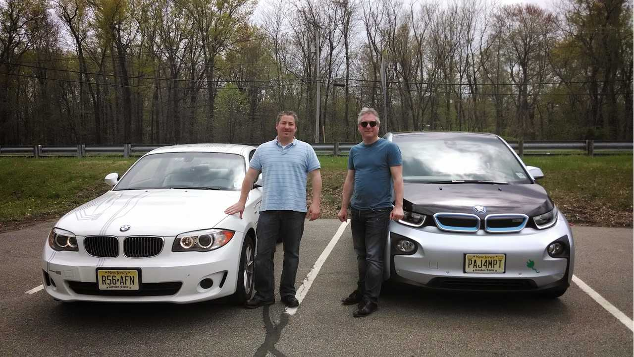 BMW i3 Versus BMW ActiveE - Real-World Range Test