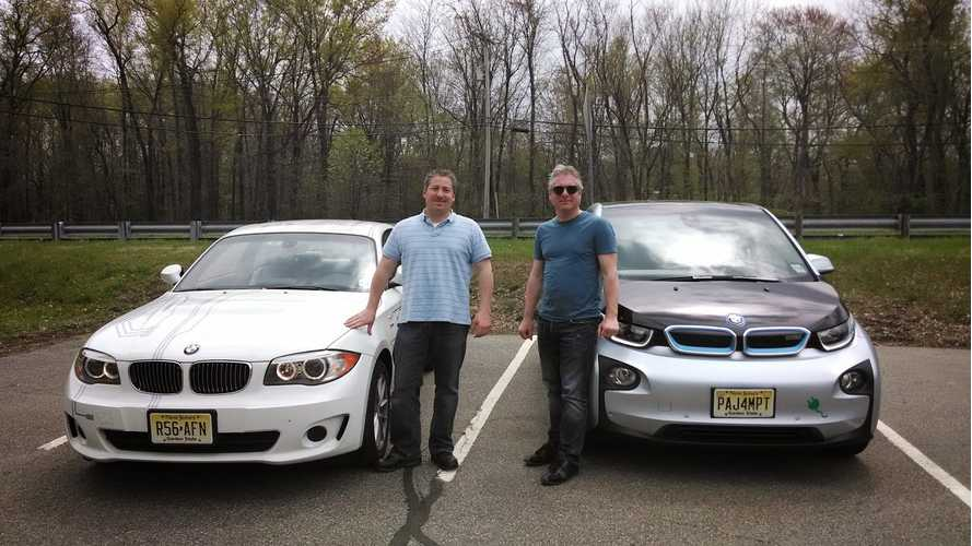BMW i3 Versus BMW ActiveE - Real-World Range Test