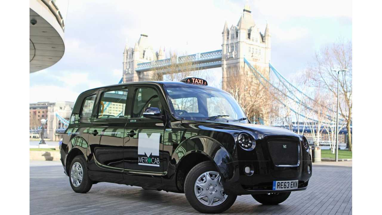 MetroCab Featured In Fully Charged (Video)