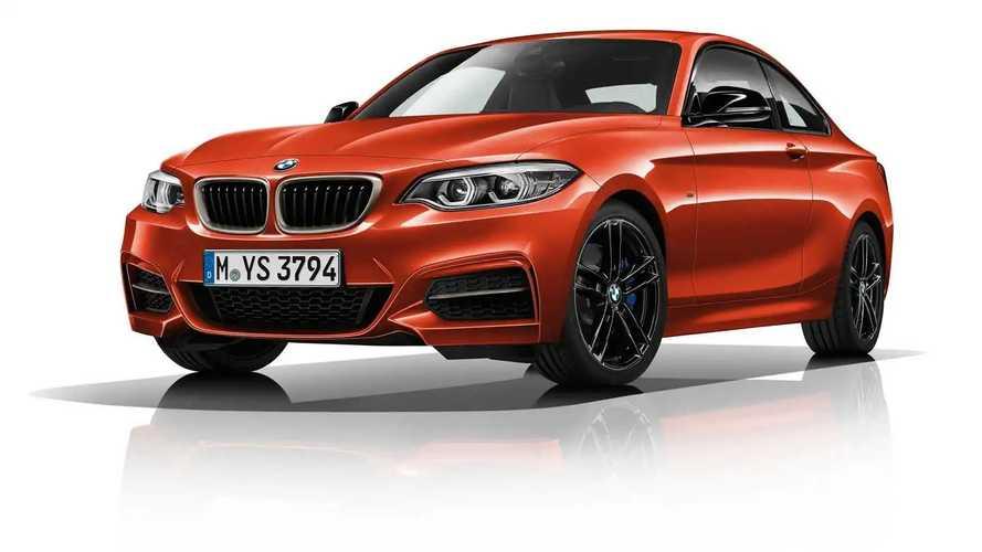 BMW Spring 2019 model update