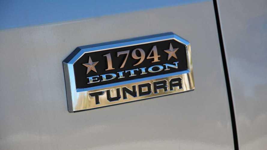 2019 Toyota Tundra 1794 Edition Slideshow