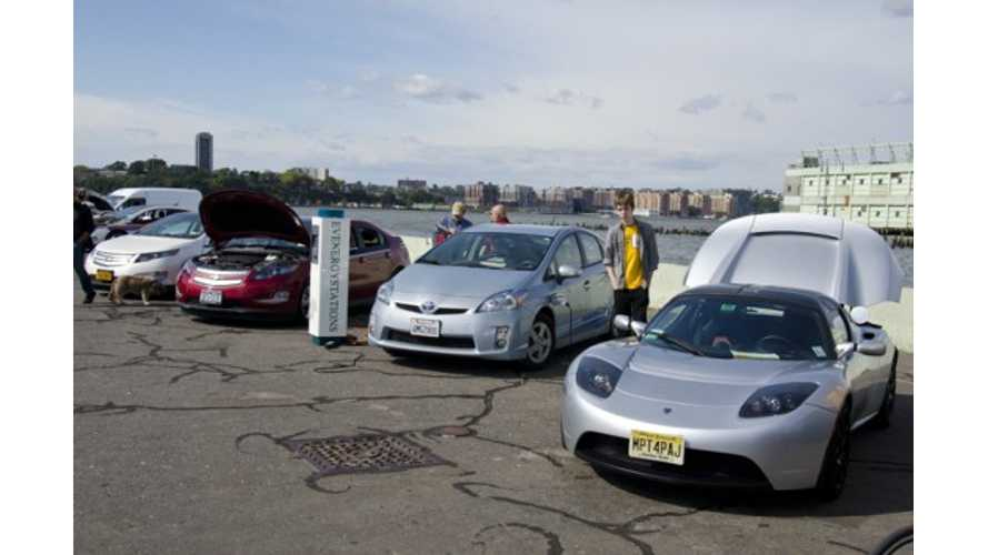 New Study: Plug-In EV Sales Will Hit 1 Million By 2018 In US
