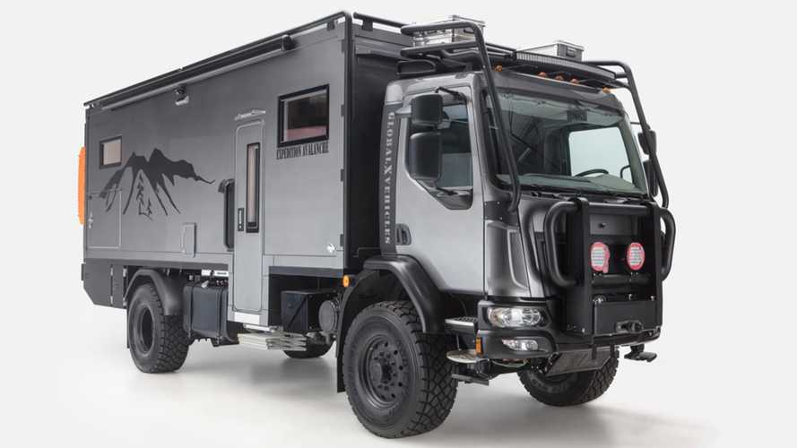 Global Expedition Vehicles Patagonia, para viajes extremos