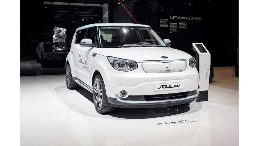 Kia Drops Cheapest Version Of Soul EV