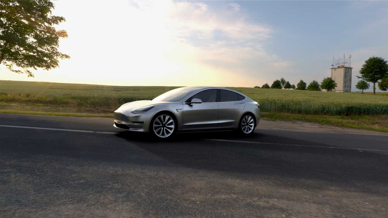 Tesla Model 3: Smart To Start Simple