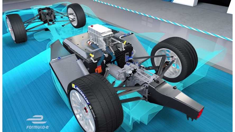 Investigating Regenerative Braking Abilities Of Formula E Racers - Video